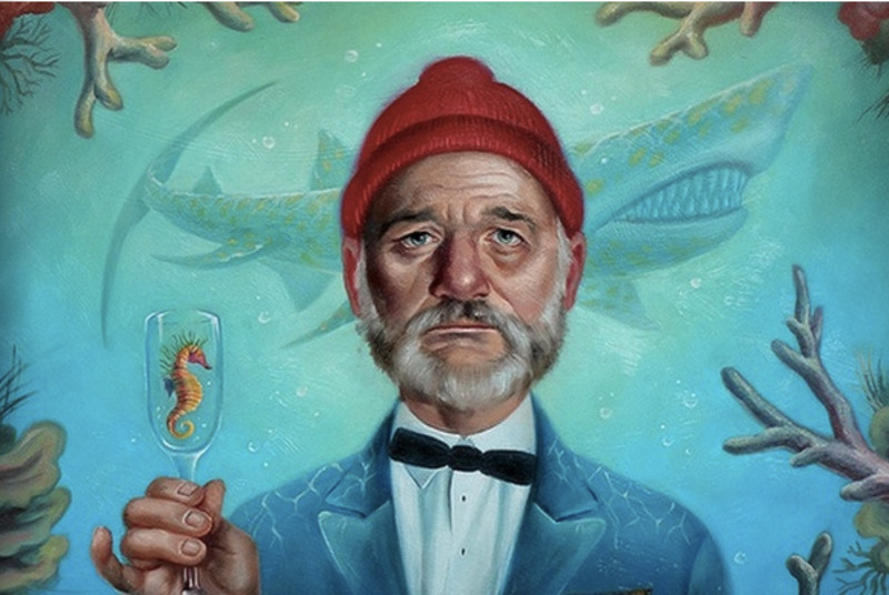 Bad Dads: Art Show Tribute to Wes Anderson