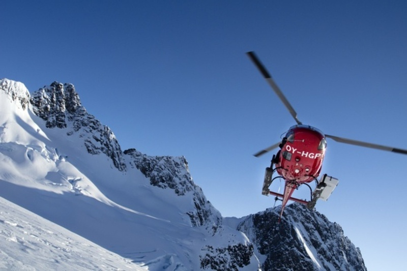 """New Years in """"Church"""" Backcountry Heliskiing with Pacific Crest Heli-Guides"""